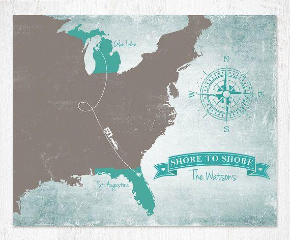 Best Custom Maps Images On Pinterest Travel Destinations Us - Highlight us map