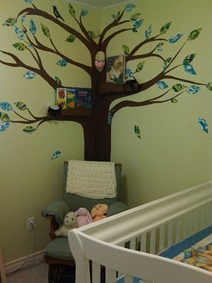 Love This Thought Of Doing A Tinkerbell Type Tree For My S Room
