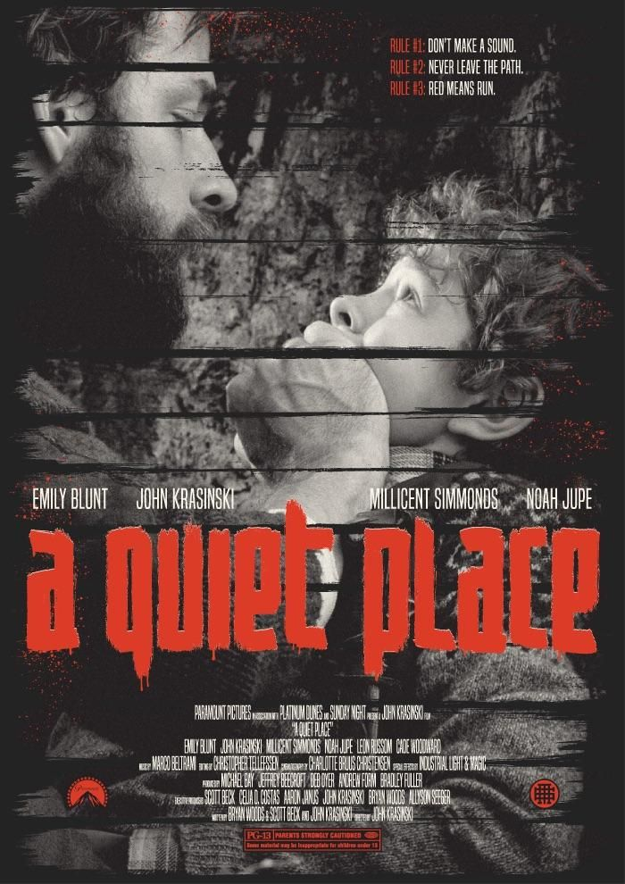 A Quiet Place 2018 700x990 A Quiet Place Movie Apocalyptic Movies Streaming Movies Free