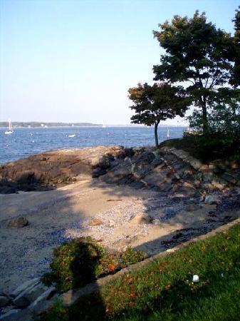 Salem Massachusetts coast line