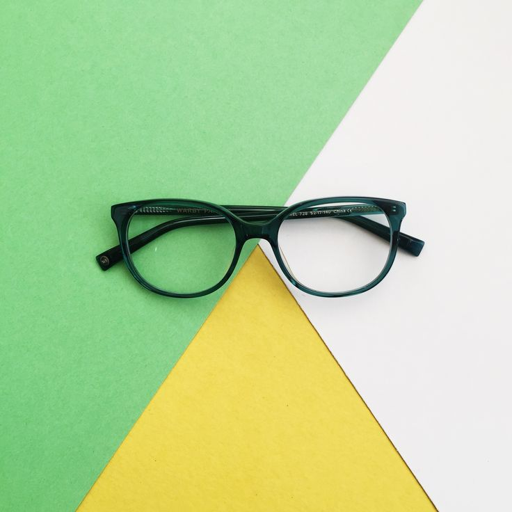 Laurel in Peacock Green from the Warby Parker Spring 2016 ...