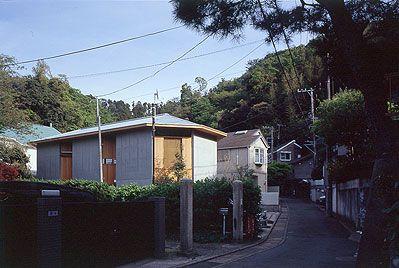 House in Sakurayama|桜山の家 堀部安嗣