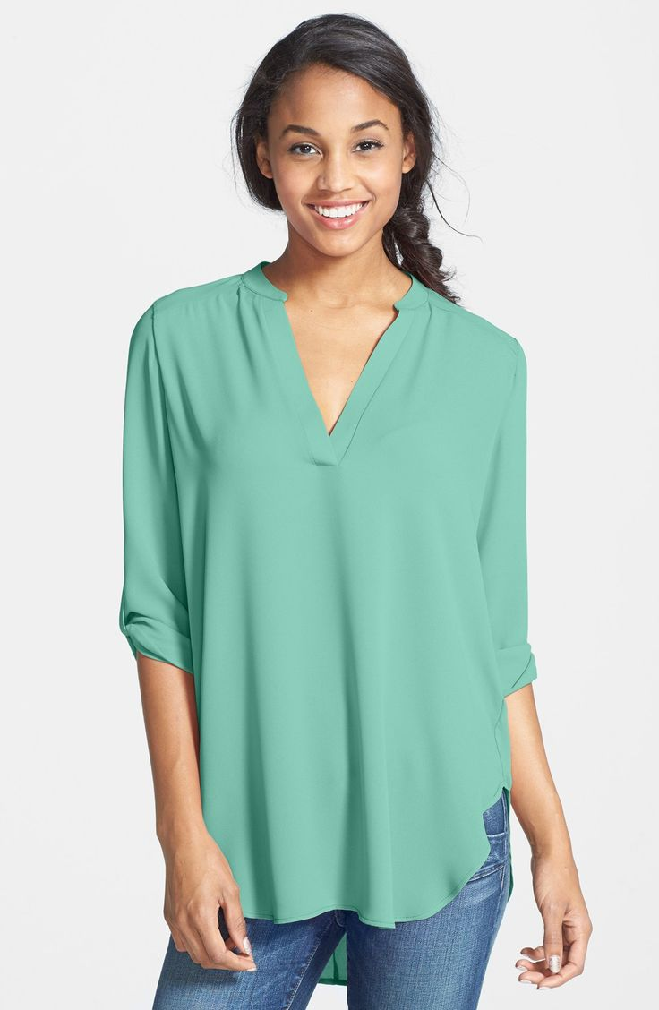 Love flowing tunic tops