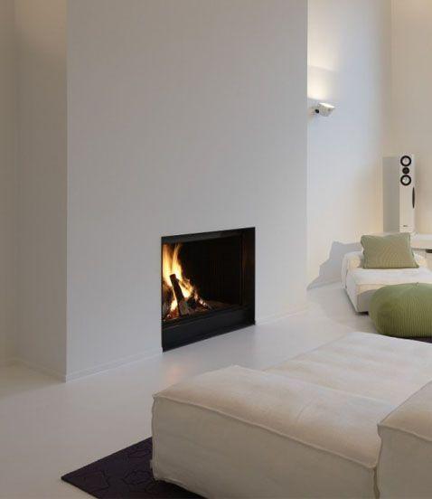 Metalfire Ultime Classic liftdeurhaard - Product in beeld - - Startpagina voor sfeerverwarmnings ideeën | UW-haard.nl