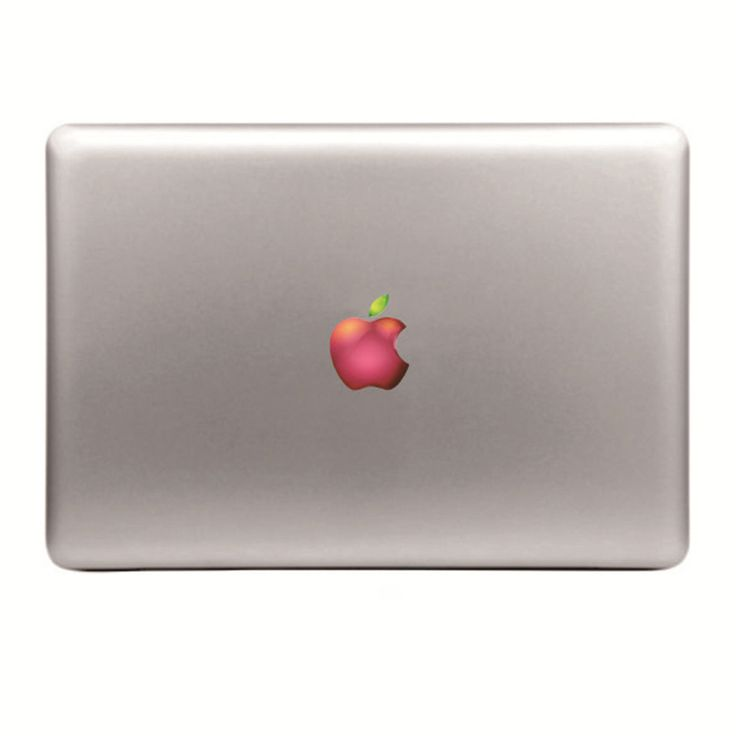 Hot Sale Laptop Sticker Top Vinyl Decal Fashion Design Colored Skin For Apple Macbook Sticker Air Retina Pro 11 13 15 17 inch