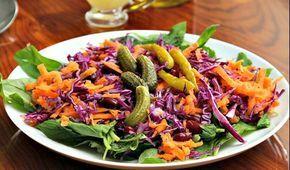 Roka Salatası Tarifi / Marifetlitarifler'den yemek tarifleri