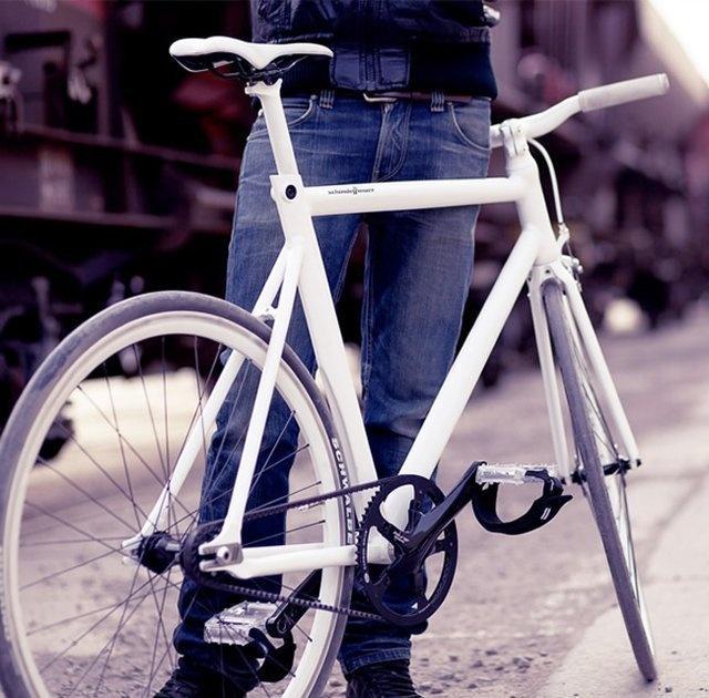Fancy - Viktor II Bike by Schindelhauer
