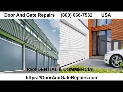 Local Gate Door Repair Gate Installation Repair Pros Fast