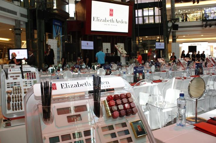 Elizabeth Arden Beauty School
