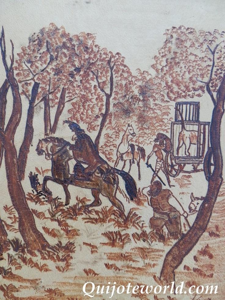 17 best cuadros del quijote images on pinterest don - Cuadros para decorar ...