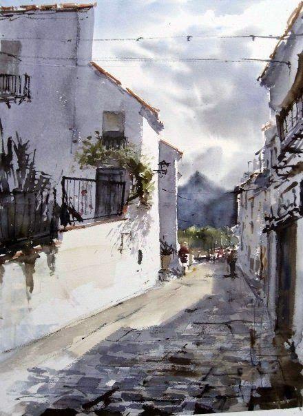 Pedro Orozco Tristán CURRICULUM VITAE (Artístico) Pintor Acuarelista (1980) Docente de Acuarela. y Arquitecto Técnico Municipal ...