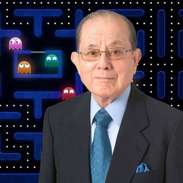 Creator of Pac-Man, Masaya Nakamura has passed away at the age of 91. Thanks for bringing joy to our lives. Follow @9gag @9gagmobile #9gag #funny #followback #lol