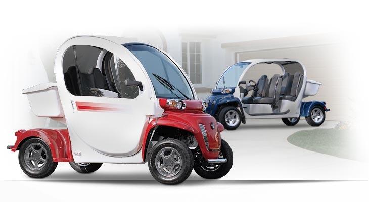 Gem Electric Car >> GEM Electric Vehicles | Micro Car | Pinterest