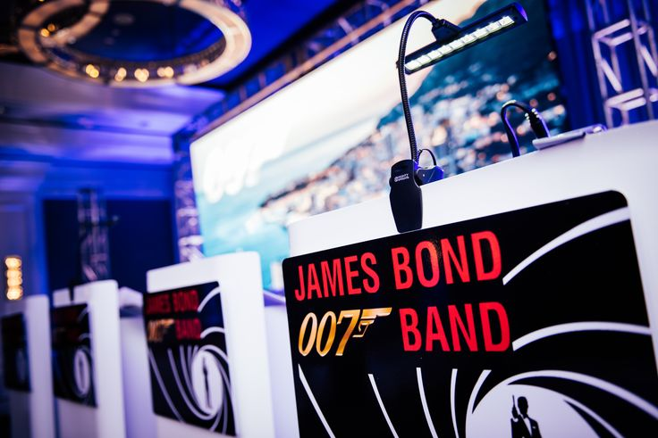 James Bond 007 entertainment, the 007 Bond Band is based out of Central Florida. Performing decades of classic Bond theme songs and more for galas and corporate events. The 007 Bond Band can transition into dance hits to pack the dance floor as well. Americas signature James Bond Band is led by band leader, and trumpet player Mark and is available from 4 to 12 pieces with sound and lights included, fully insured. 007bondband.com