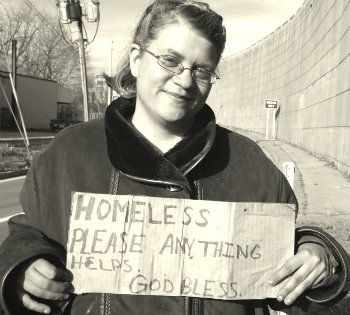 homeless imagine essay Imagine being homeless, at one of the lowest points of your life - living on the streets - only to be blessed with a lottery win thats the story of the people in this video subscribe for more.