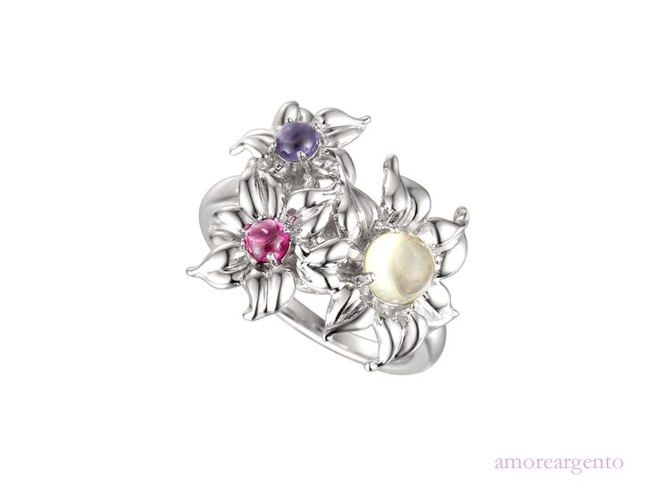 """Gwyneth Ring - The Gwyneth Ring was inspired by an outfit Gwyneth Paltrow, who plays the brainy Pepper in the """"Iron Man"""" franchise, wore at the """"Iron Man 3"""" premiere in Paris - http://goo.gl/C0jjuW"""