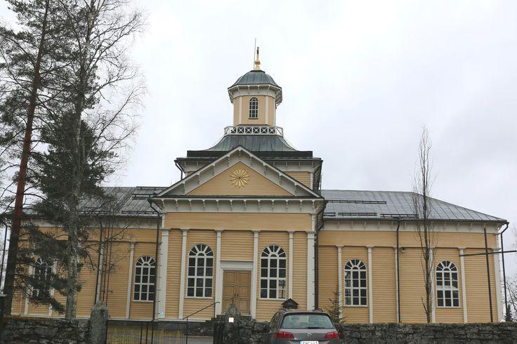 Evijärven kirkko