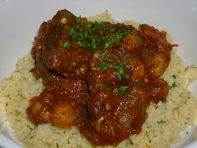 Moroccan Beef Stew - in the crock (will try with venison, and w/o ...