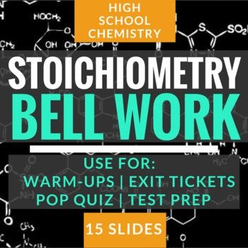 15 Days of Bell Work! I have integrated writing activities into this set, to help bring the common core into the science classroom. Included with this download: Bell Ringers Blank Student Sheet This collection of 15 warm-ups (with answer...