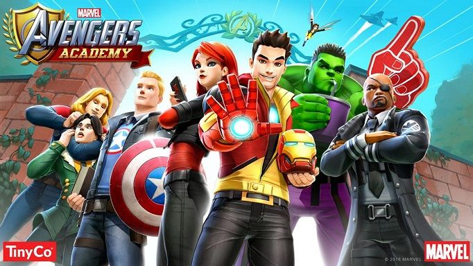 MARVEL Avengers Academy MOD APK is an Online Adventure game from TinyCo.Game has special characters from Marvel Universe and collection of favorite super heroes can be done through this game.varies…  http://www.andropalace.org/marvel-avengers-academy-mod-apk-1-0-11/