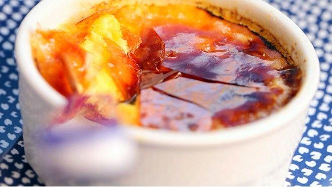 Crème brûlee a la vanille - recept | 24Kitchen baking good baking bad