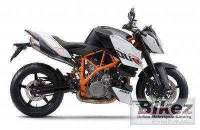 2010 KTM 990 Super Duke R