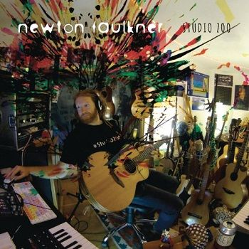 Newton Faulkner's 'Studio Zoo' made our Best Albums of 2013 list