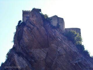 Queste pagine: La cima del tempo - Castello Medievale di Roccasca...