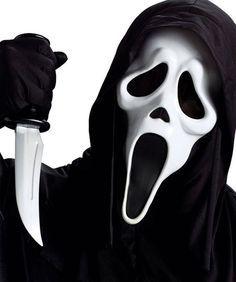Scream Masks, Ghostface Costume
