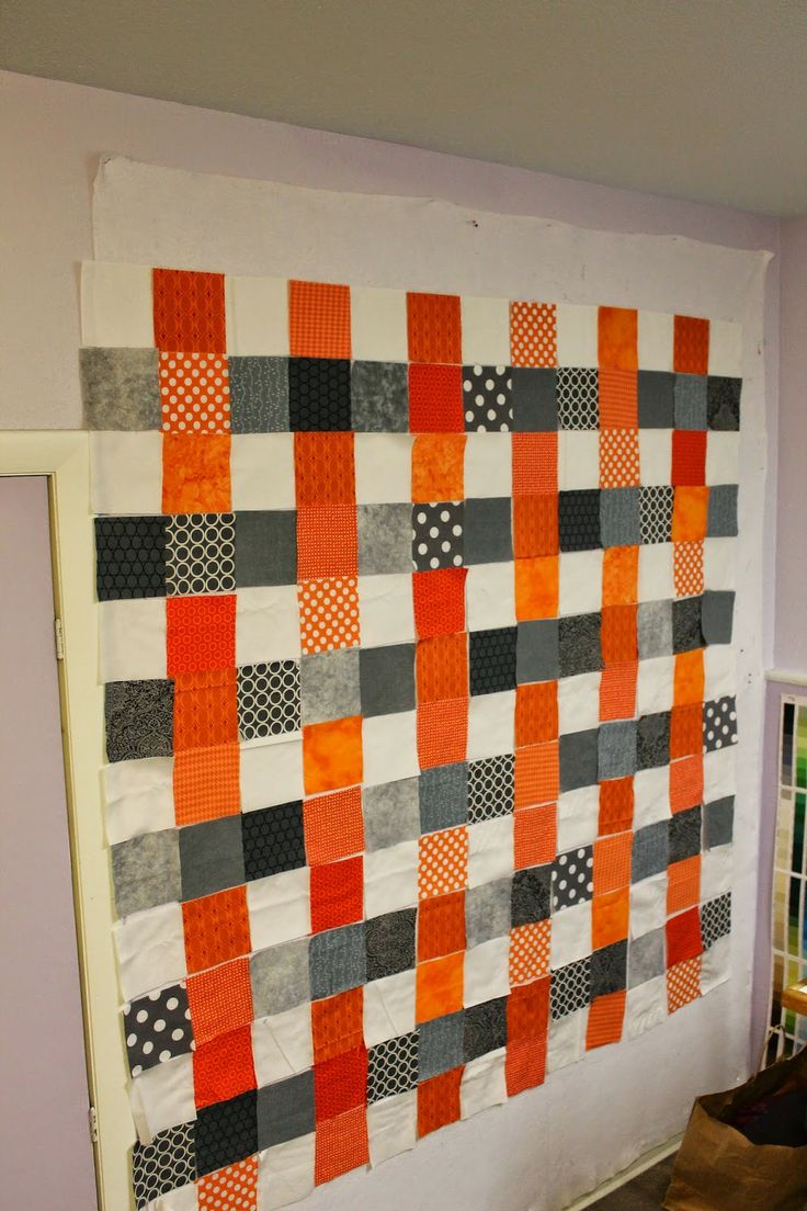 Quilting is more fun than Housework...: Scrap-A-Palooza! Quilt #4 Part Two