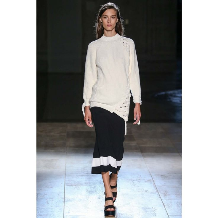 Victoria beckham knitted sweater knitted in an off for Victoria magazine low country style