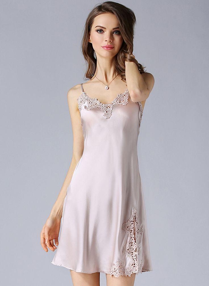 Favorite 702 best Slips images on Pinterest | Vintage lingerie, Nightgowns  YA35