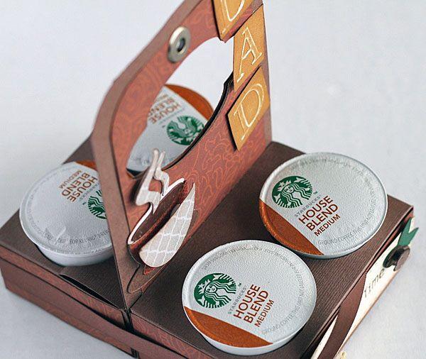 K cup box 015