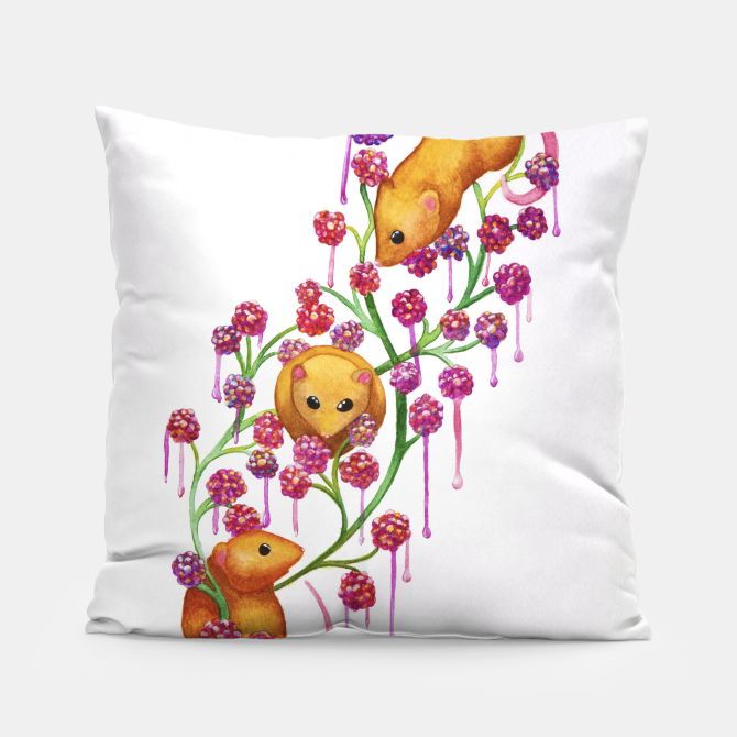 Mice in the Bush Pillow, Live Heroes