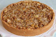 Apfelkuchen mit Walnusscreme, ein schmackhaftes Rezept aus der Kategorie Kuchen. Bewertungen: 245. Durchschnitt: Ø 4,5.