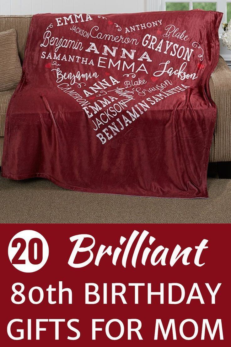 Delight Her On 80th Birthday With One Of These Awesome Presents Birthdaygirl Gift Giftideas