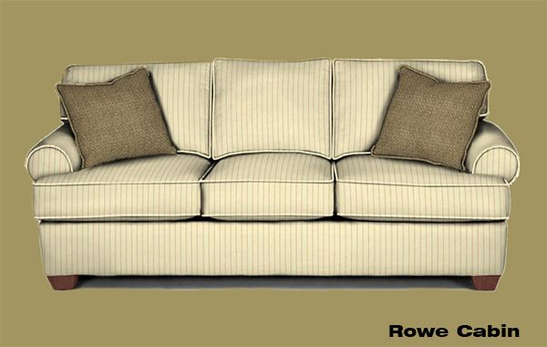 Rowe Cabin Sofa Living Room Furniture Pinterest And Sofas