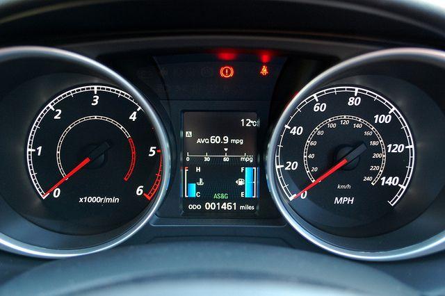 Mitsubishi ASX Göstergeler | Ulugöl Otomotiv Mitsubishi ASX sayfası: http://www.ulugol.com.tr/Mitsubishi-Detay.aspx?id=42