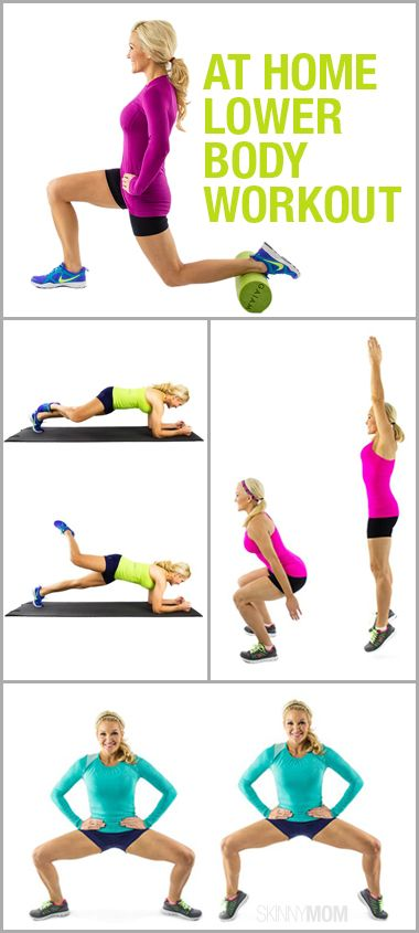 Here are the best lower body exercises that will have you tight and toned for summer!