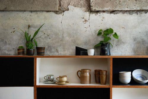 Mobach, Ravelli, Ceramics, interior design, Peaceful Ranch
