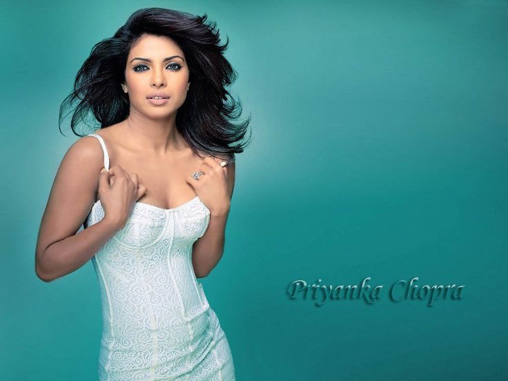 Priyanka Chopra Hot Bollywood Actress Wallpapers Images Pictures