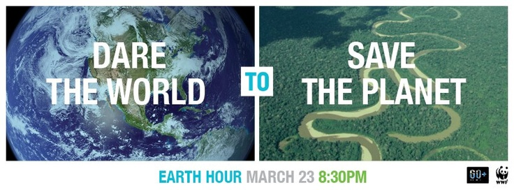 Earth Hour 2013 https://www.facebook.com/photo.php?fbid=10151172077719436=a.10150596276454436.388632.6867084435=1