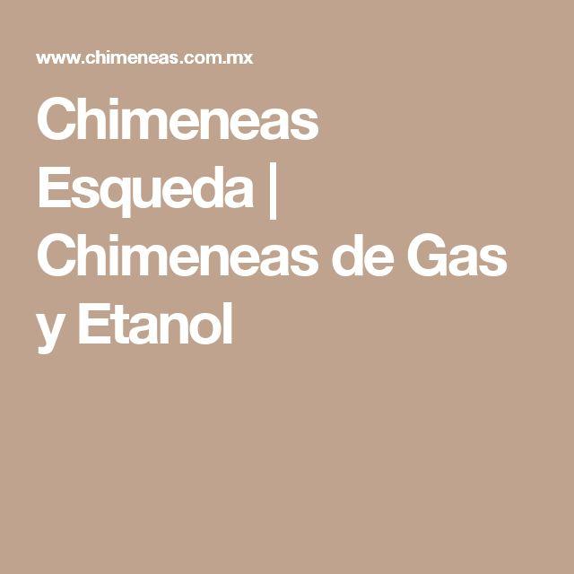 Chimeneas Esqueda | Chimeneas de Gas y Etanol