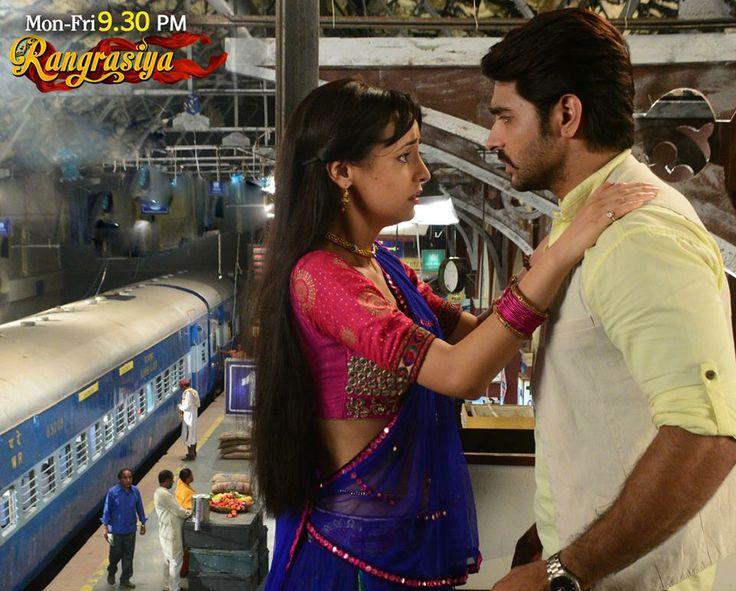 Parvati & Rudra 30 Benimle Kal Sanaya Irani & Ashish Sharma - Rangrasiya Sensiz Olmaz