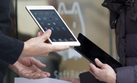 La vieja iPad 2 triunfa sobre iPad 4 | Tecnología | EL PAÍS