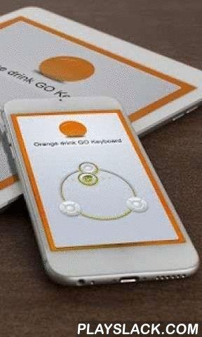 """Orange Drink GO Keyboard  Android App - playslack.com ,  De """"Oranje drank"""" thema voor GO Keyboard werd speciaal gemaakt voor u door Atisu.Oranje drankje.Het brengen van een nieuw licht op de telefoon, zal dit GO Keyboard huid geïnspireerd door een cocktail, munt en oranje je geweldig met haar oker nuances zeker voelen.Je nodig hebt om het werk om het geld in te brengen, maar de normen geen compromissen doen.Probeer dit thema gekleurd in bruin, het heeft een geweldige eigenschap die je zal…"""