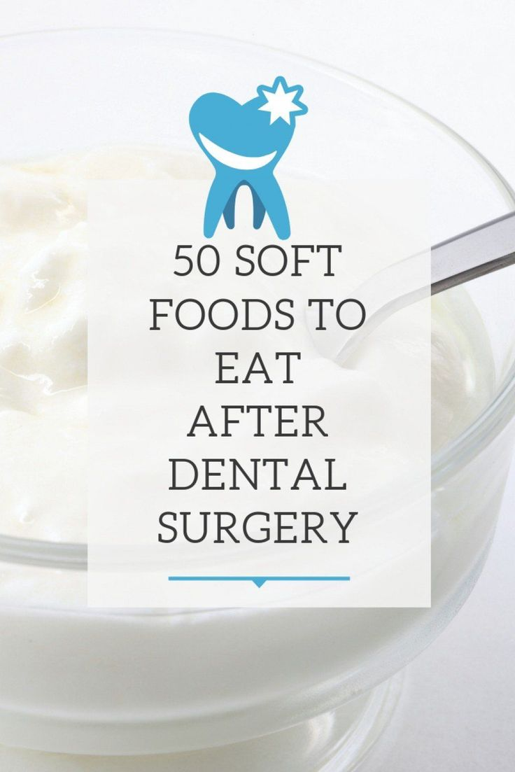 just had oral surgery had your wisdom teeth removed eating can be hard and it is important