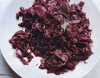 Red Wine Braised Cabbage And Onions Recipe Epicurious | Caroldoey