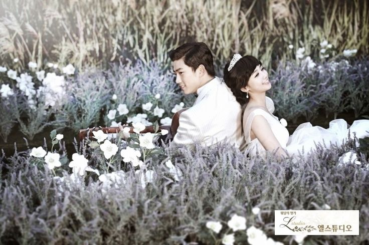 Taecyeon & Emma pre wedding pic