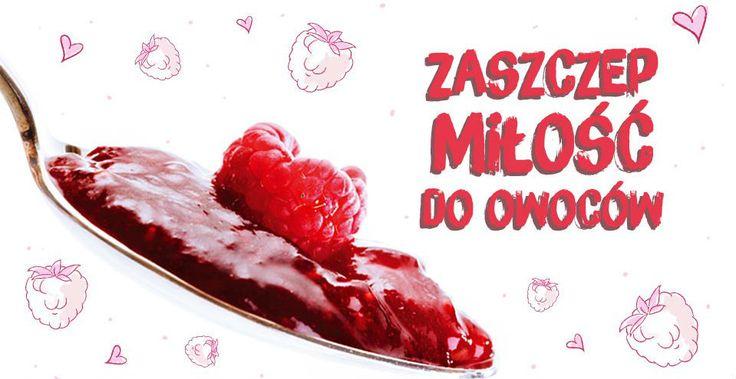 Sprytne sposoby na owocowych niejadków. Kuchnia Lidla -Lidl Polska. #lidl #dzieci #owoce